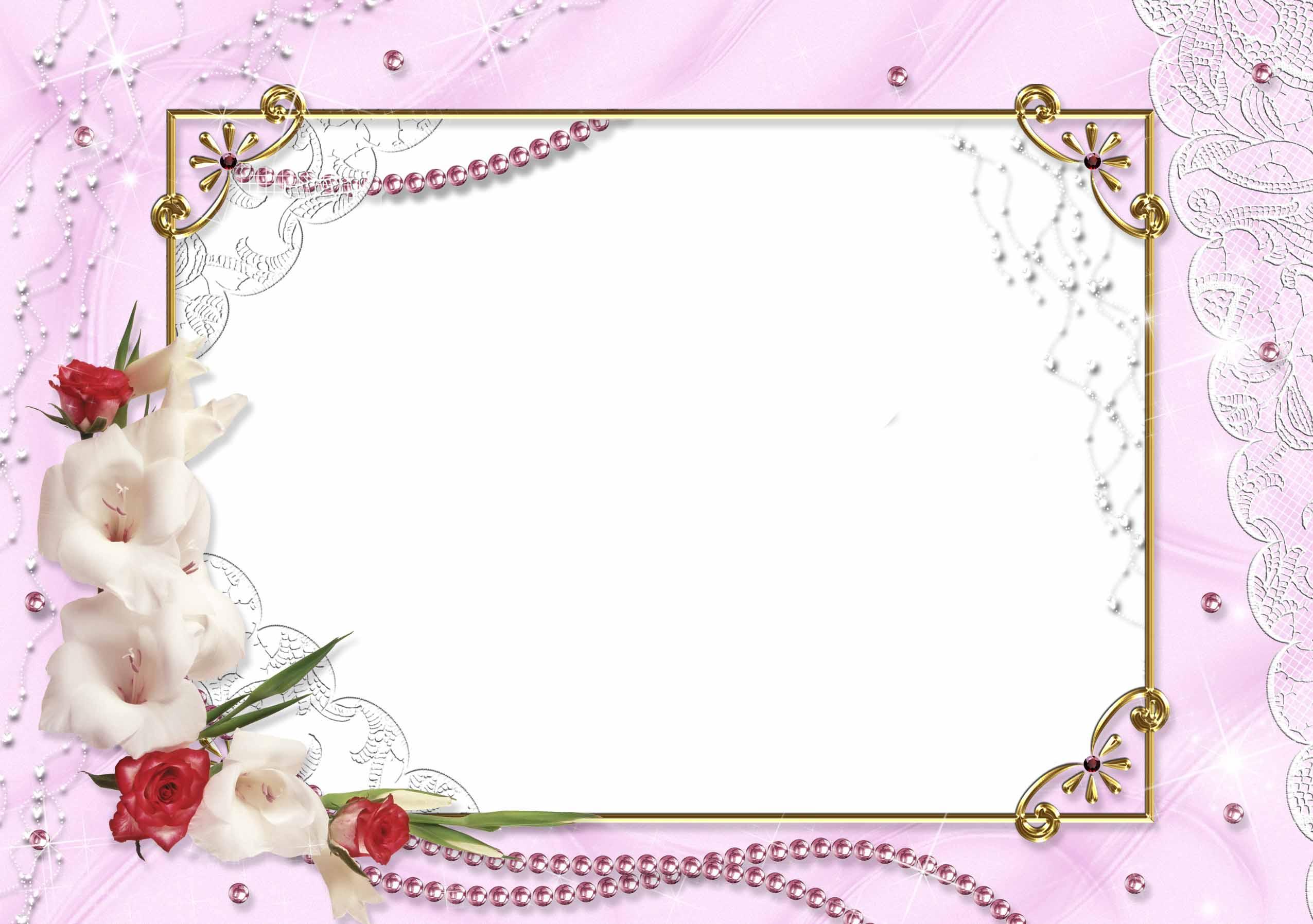 Подложка для поздравительной открытки